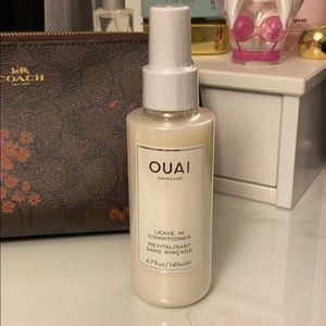 OUAI Leave in conditioner new never opened!!